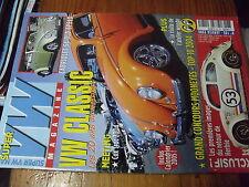 µ?a Super VW Mag n°185 La revue du Combi Cox Karmann Coccinelle avec poster