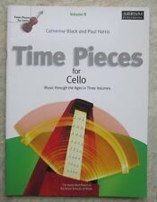Time Pieces for Cello Volume 3  *NEW*  ABRSM