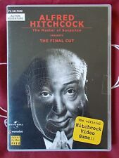 Alfred Hitchcock - The Final Cut - Official Video Game - PC CD Rom