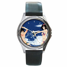 Welcome to the NHK! ultimate leather wrist watch
