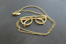 Kate Spade Read Between The Lines Glasses Necklace Required Reading SUPER CUTE!