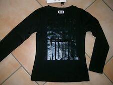 """(H491) Dolce & Gabbana Girls Shirt mit """"Super Model"""" Druck auf der Brust gr.128"""