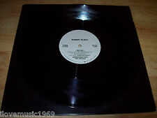 "RARE Robert Plant 12"" 3 song EP Not For Sale WHITE LABEL Big Log/Messin Mekon/St"