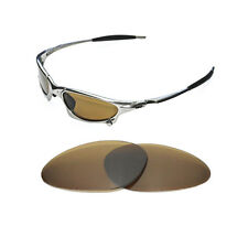 NEW POLARIZED BRONZE REPLACEMENT LENS FOR OAKLEY PENNY SUNGLASSES