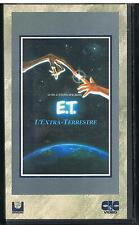 E.T. - STEVEN SPIELBERG -  CIC VIDEO - 1982 - VHS - RARA DA COLLEZIONE!