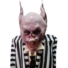 Horror Monster DEVIL DEMON FULL MASK Scary Cosplay Halloween Costume