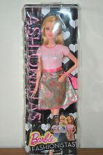 2016 Barbie Fashionistas playline Sueño Floral-Nuevo
