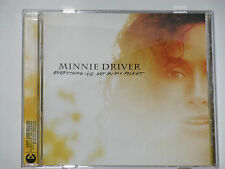 MINNIE DRIVER -Everything I've Got In My Pocket- CD