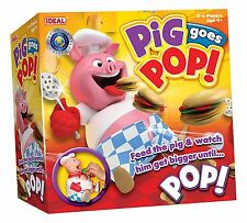 John Adams Pig Goes Pop Game Family fun Xmas Gift New Board Game Xmas Fun