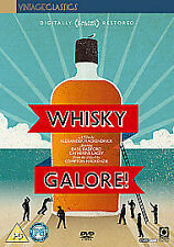 Whisky Galore! (DVD) digitally restored edition. Ealing comedy