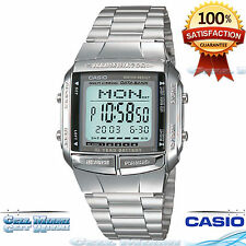 CASIO DB-360-1A DB360 Digital Watch 30 Page DataBank 13 Language Display New!