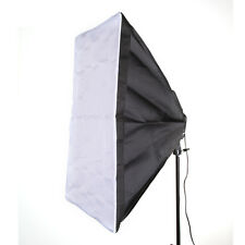 60x90cm Studio Light Photography Softbox F 5 E27 Lamp Bulb Head Tageslichtlampe