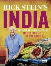 *NEW* - Rick Stein's India (Hardback) ISBN1849905789