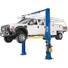 Automotive COMMERCIAL Lift - 12,000 Lbs Cap - 220 Volts - 2 Post - 6 Tons - 14ft
