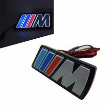 BMW ///M LED Light Luminous Emblem Front Grille Badge For M3 M4 M5 X1 X3 X5 X6
