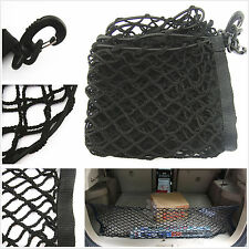 Car SUV Rear Trunk Fixed Sundries Cargo Envelope Style Storage Resilient Net Bag