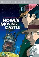 Howl's Moving Castle Howls Region 2 New