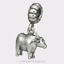 Authentic Pandora Sterling Silver Hanging The Strong Ox Bead 791103