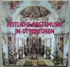 FESTLICHE ORGELMUSIK IN OTTOBEUREN - 2 LP im Doppelalbum - Vinyl NM