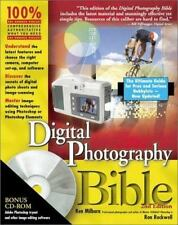 Digital Photography Bible, Second Edition-ExLibrary