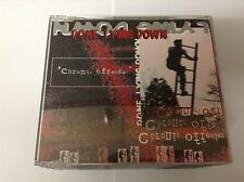 DONE LYING DOWN Chronic Offender CD 4 Track  UK Immaterial 1995