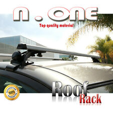 Sedan/Coupe Roof Rack Cross Bars Fit Kayak Ski Snowboard Bike Carrier Honda/Ford
