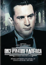 Once Upon a Time in America (DVD, 2014, 2-Disc Set, Extended Directors Cut)