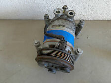 AC Compressor with Pulley 98 99 00 Chevy S10 Blazer LS 4.3 V6 OEM