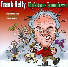 Frank Kelly: Christmas Countdown CD (new and sealed; Father Ted)