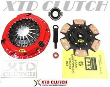 XTD STAGE 3 CLUTCH KIT 2006-2013 IMPREZA WRX,9-2X AERO 2.5L TURBO 5 SPEED