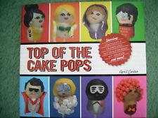 Parte superior de la Cake Pops, Lolly glaseado tortas decoradas en un palo