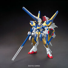 HG 1/144 Victory Two Assault Buster Gundam Model DIY Japanese Bandai Robot Toy