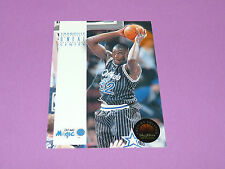 SHAQUILLE O'NEAL ORLANDO MAGIC SKYBOX PREMIUM 1993 NBA BASKETBALL CARD