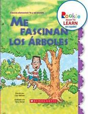Me fascinan los arboles / I Love Trees (Rookie Ready to Learn En Espanol) (Span