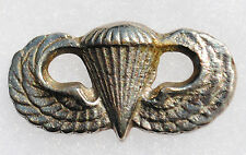 Wartime Sandcast US Basic Airborne Wings / Paratrooper