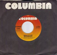 BOB DYLAN  Mozambique / Oh Sister 45 from 1975