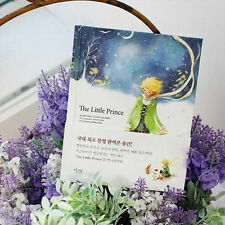 Le Petit Prince (Little Prince) Illustrated ENGLISH Text Book Hard Cover Story