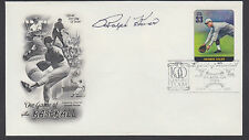Ralph Kiner, Baseball Hall of Fame Outfielder, signed Legends of Baseball FDC