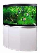 FLUVAL Venezia 350 Liter Aquarium Set mit Schrank, Abdeckung und Technik weiß