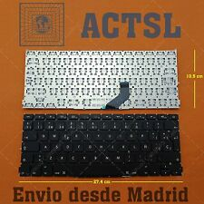 Keyboard Spanish for Apple Macbook Pro 13.3 Retina A1425 MD212 sin backlight