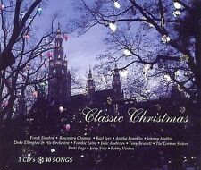 Various Artists-Classic Christmas CD NEW