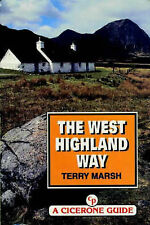 The West Highland Way by Terry Marsh (Paperback, 1997)
