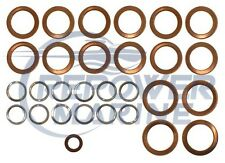 Conductos de combustible Arandela Kit Para Volvo Penta Marino ad31a, ad31xd, aqad31a, Md31, tamd31