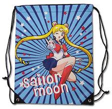 *NEW* Sailor Moon Sailormoon Winking Drawstring Bag
