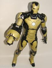 "15"" Marvel Iron Man Sonic Blasting Talking Action Figure Avengers Toy"