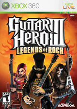 Guitar Hero III Legends Of Rock Xbox 360 Game Complete
