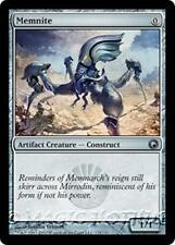 MEMNITE Scars of Mirrodin MTG Artifact Creature — Construct Unc