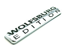 Wolfsburg Edition Sticker Emblem 2 For Passat Jetta TDI Golf VW Car Body Fender