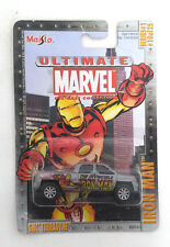 Maisto Ultimate Marvel Die Cast Car Collection Iron Man MOC