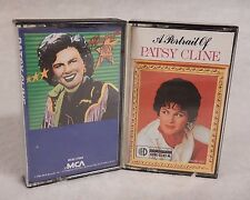 A PORTRAIT OF PATSY CLINE & ALWAYS - Two tested and working Cassettes